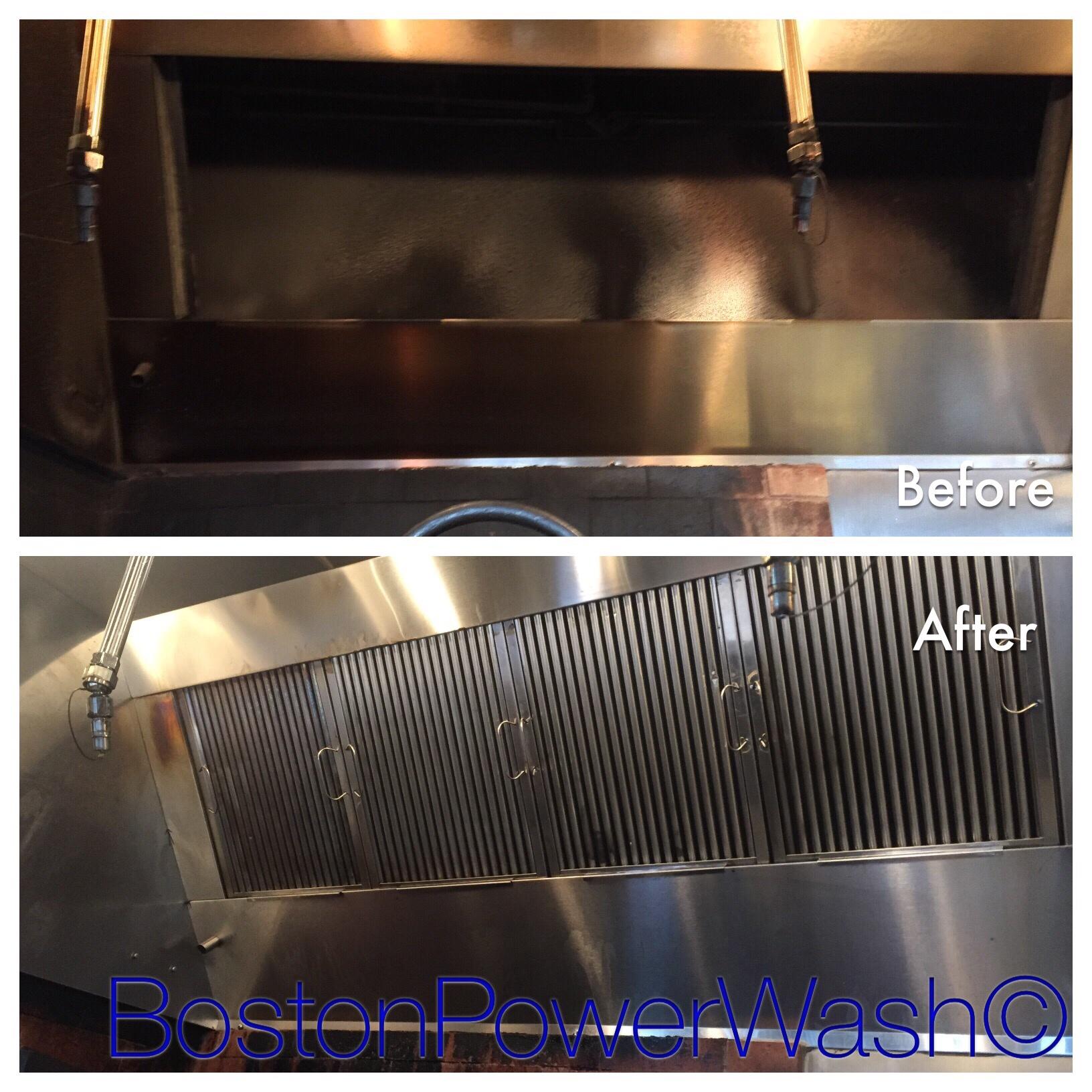 Boston Power Wash - Restaurants
